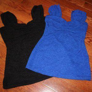 2 Suzy Shier shirts